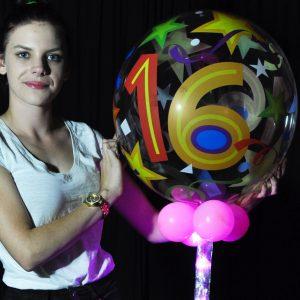 16th Birthday Sparkle Surprize