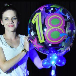 18th Birthday Sparkle Surprize