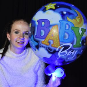 Baby Boy Sparkle Surprize