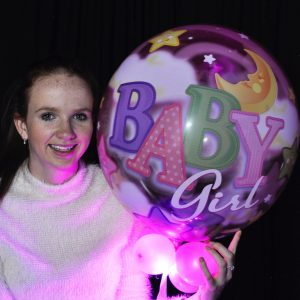 Baby Girl Sparkle Surprize