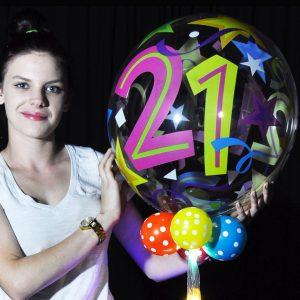 21st Birthday Sparkle Surprize