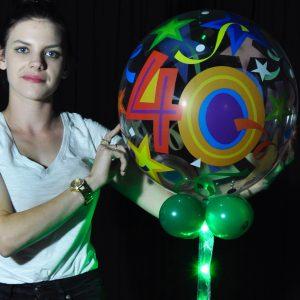 40th Birthday Sparkle Surprize