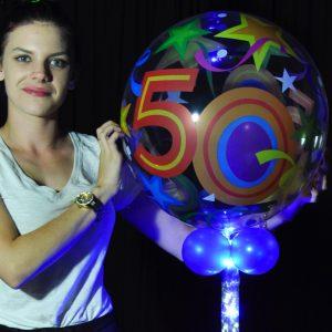 50th Birthday Sparkle Surprize