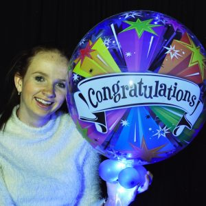 Congratulations Sparkle Surprize