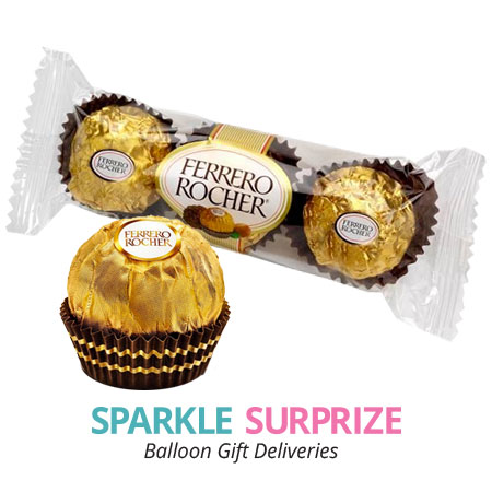 Ferrero Rocher 3 pack
