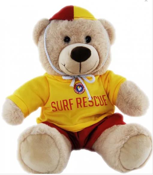 Lifesaver Teddy Bear 23cm