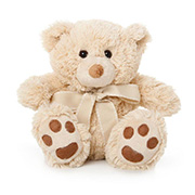 Beige Teddy Bear 25cm