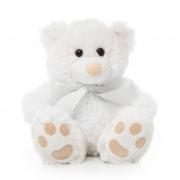 White Teddy Bear 18cm