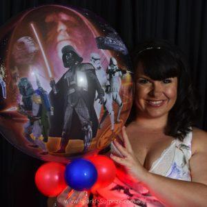 Star Wars Sparkle Surprize