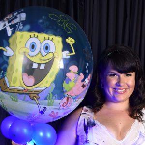 Spongebob Squarepants Sparkle Surprize