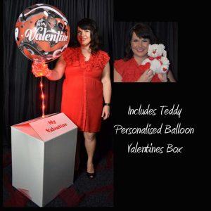 deluxe valentines bubble sparkle surprize