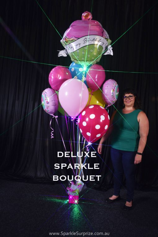 Deluxe Sparkle Bouquet
