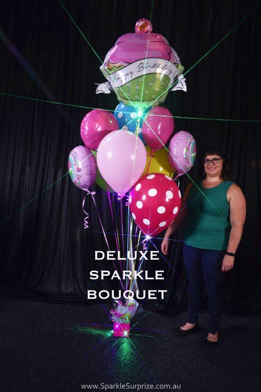 Deluxe Sparkle Bouquet
