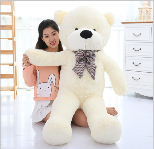 Extra large white teddy 60cm