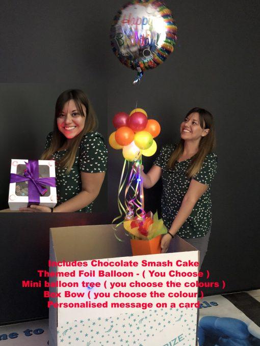 Chocolate Smash Cake for website