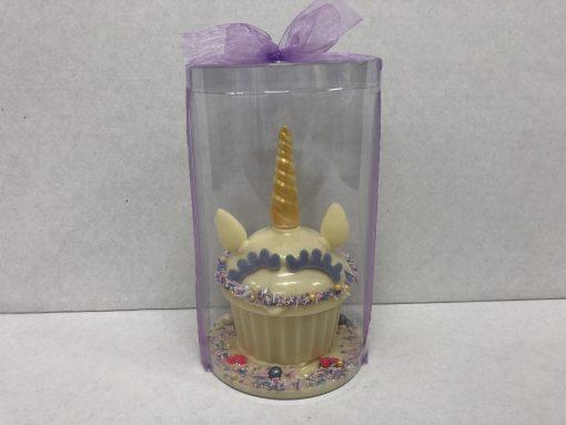 Unicorn mini chocolate smashcake