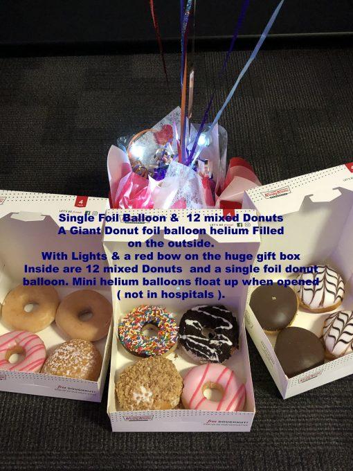 12 Donuts closeup