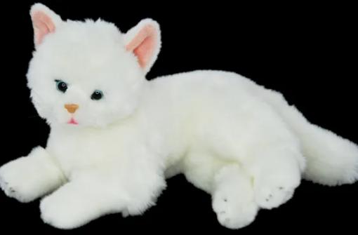 Pussy cat cuddly toy 30cm