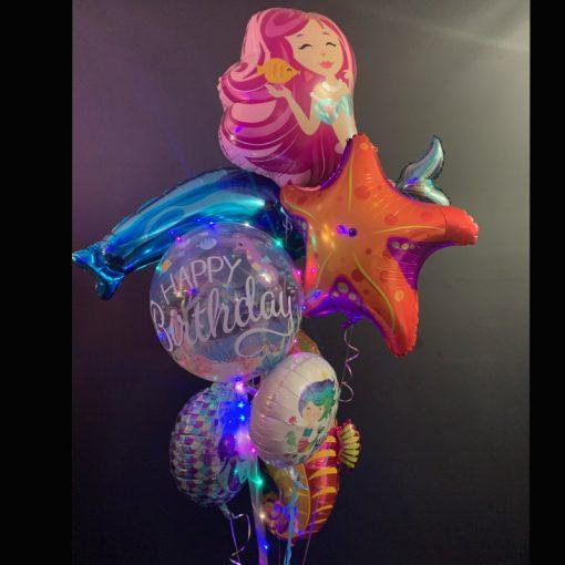 Deluxe Mermaid Bouquet