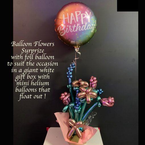 balloon flower surprize