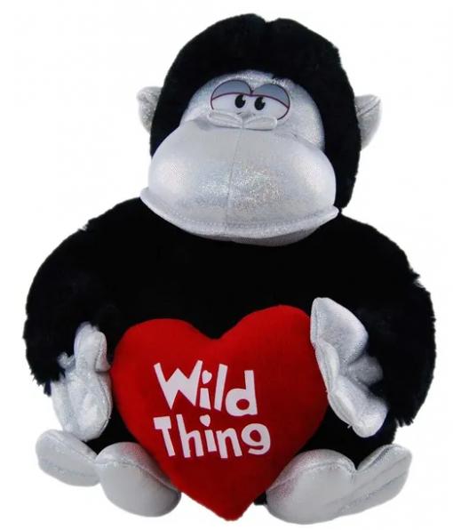 Wild Thing 25cm Gorilla