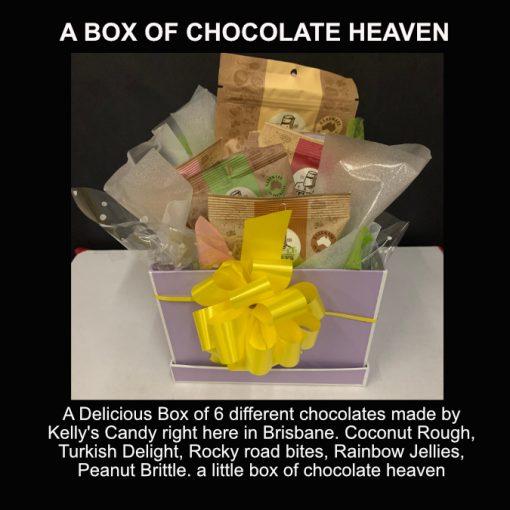 A Box of chocolate heaven